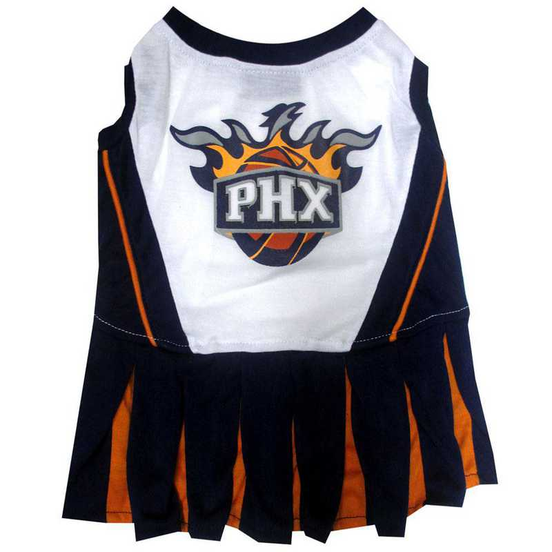 PHOENIX SUNS Pet Cheerleader Outfit