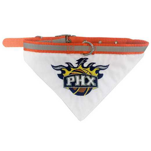 PHOENIX SUNS Bandana Dog Collar