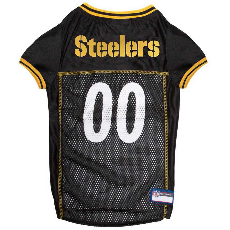PIT-4006-XL: PITTSBURGH STEELERS Mesh Pet Jersey