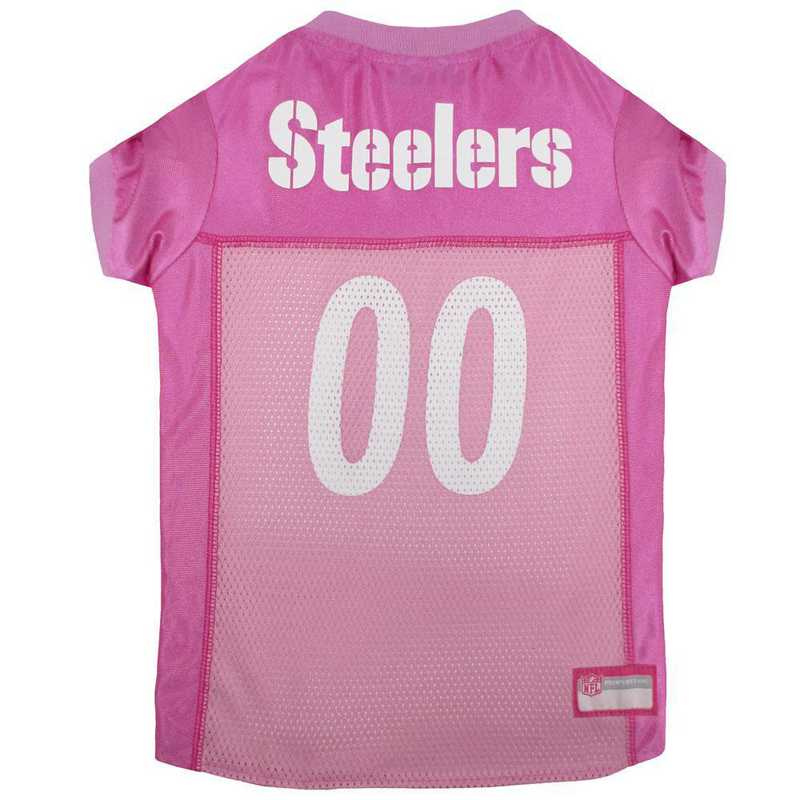 PITTSBURGH STEELERS Pink Pet Jersey