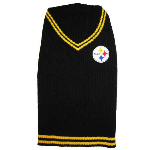 PITTSBURGH STEELERS Pet V-Neck Sweater