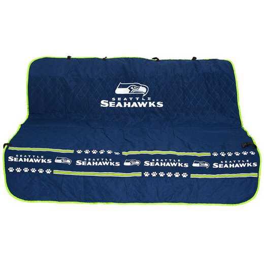 SEA-3177: SEATTLE SEAHAWKS CAR SEAT COVERS