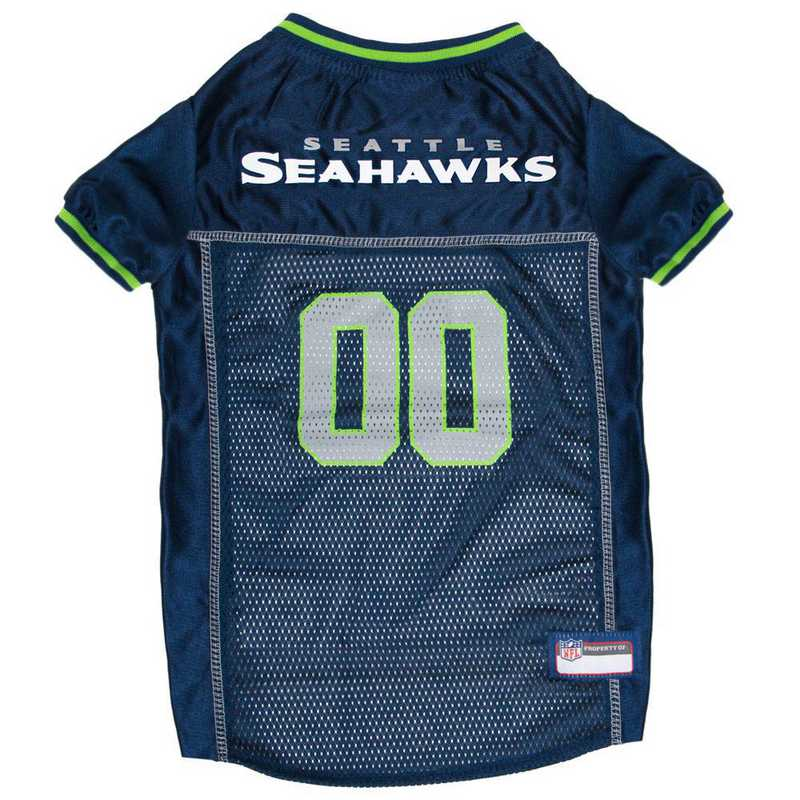 SEA-4006-XL: SEATTLE SEAHAWKS Mesh Pet Jersey