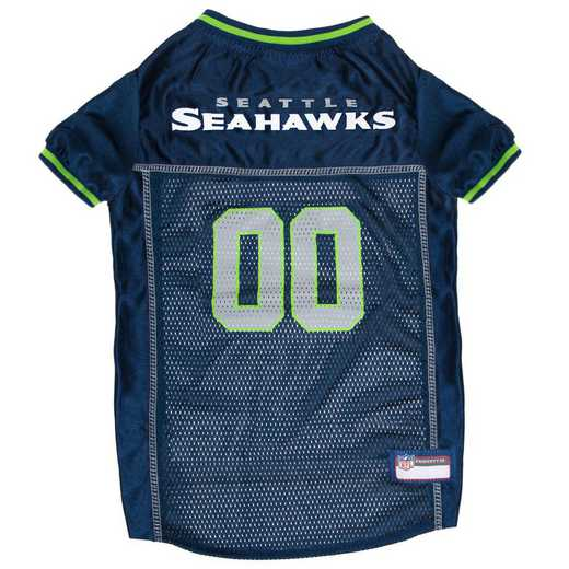 SEATTLE SEAHAWKS Mesh Pet Jersey
