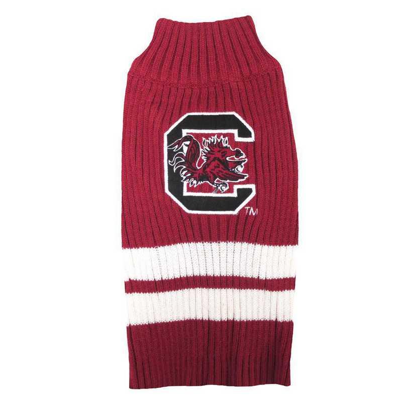 SOUTH CAROLINA Pet Turtleneck Sweater
