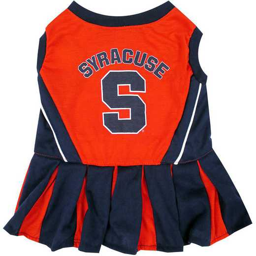 SYRACUSE Pet Cheerleader Outfit