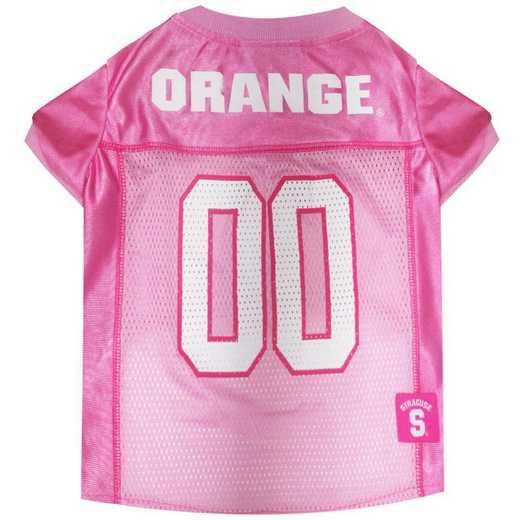 SYRACUSE Pink Pet Jersey