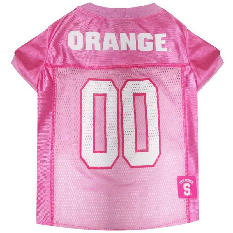 SYRACUSE Pink Pet Jersey