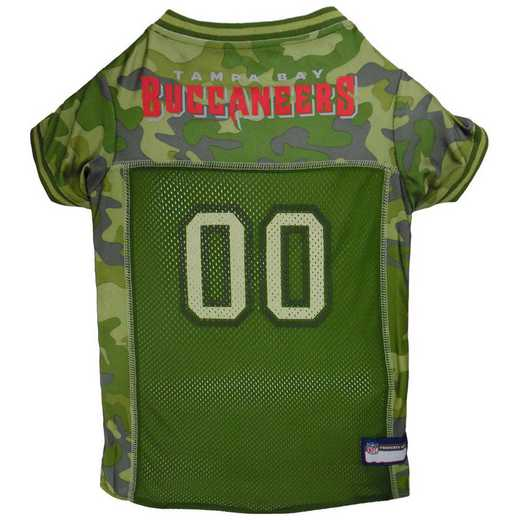 TBB-4060-XL: TAMPA BAY BUCCANEERS CAMO JERSEY