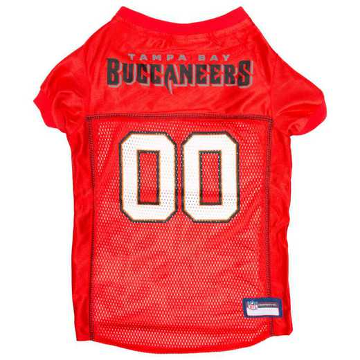 TBB-4006-XL: TAMPA BAY BUCCANEERS Mesh Pet Jersey