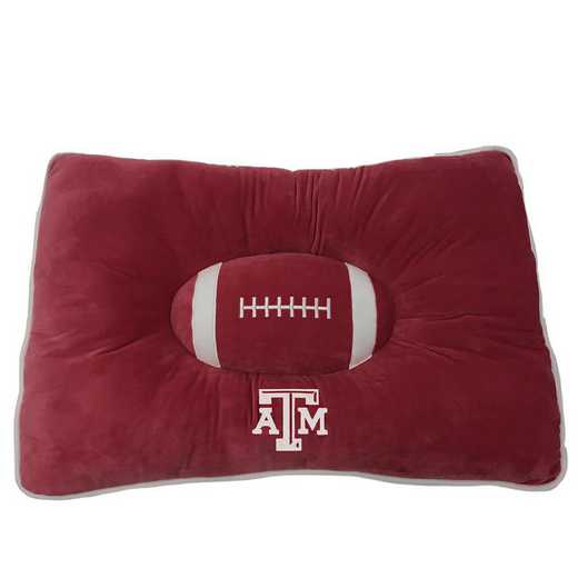 TAM-3188: TEXAS A&M AGGIES PILLOW BED