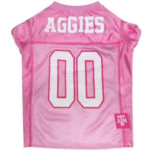 TEXAS A & M Pink Pet Jersey