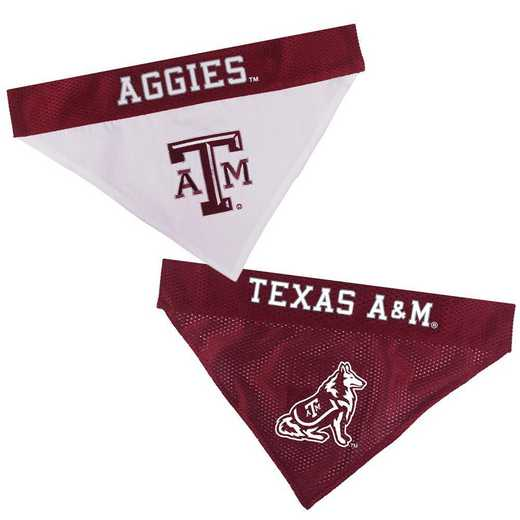 TEXAS A&M Reversible Pet Bandana