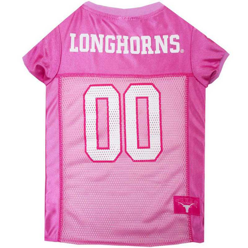 TEXAS Pink Pet Jersey