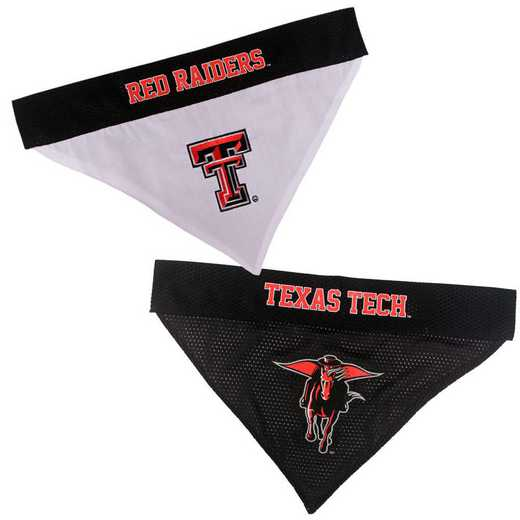 TEXAS TECH Reversible Pet Bandana