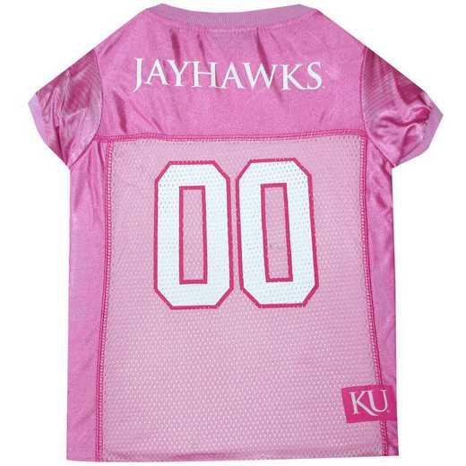 KANSAS Pink Pet Jersey