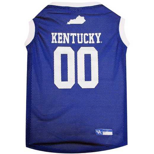 KENTUCKY Mesh Basketball Pet Jersey