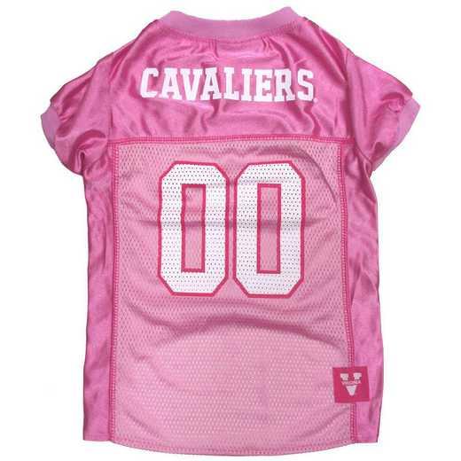 VIRGINIA Pink Pet Jersey