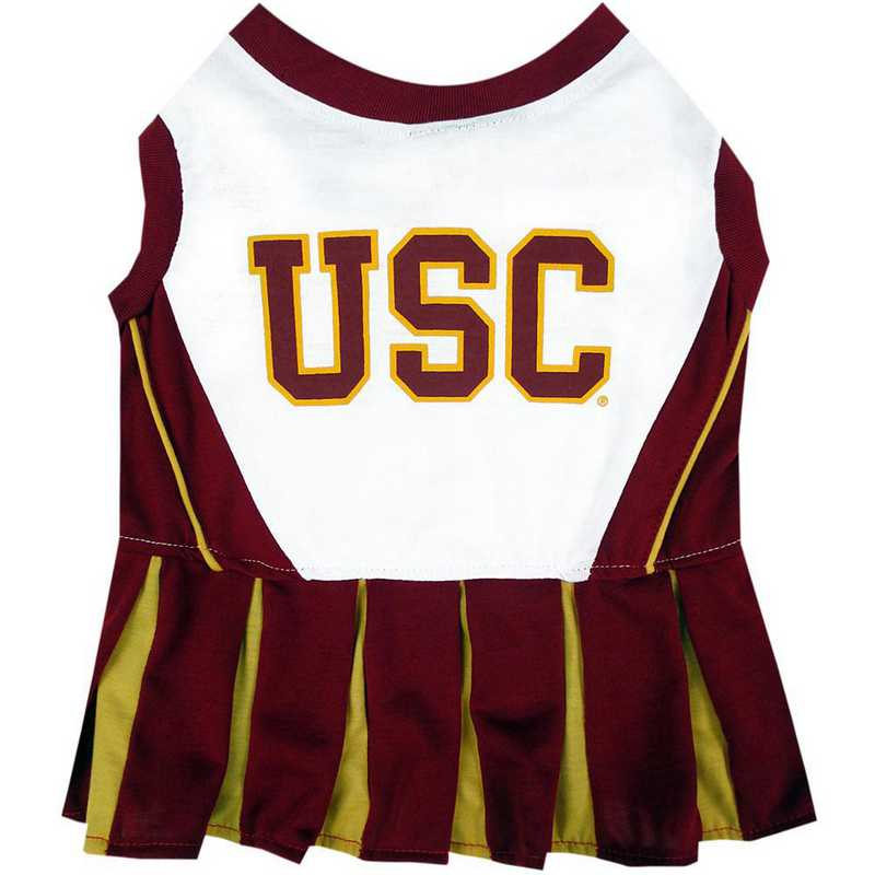 USC-4007: USC Pet Cheerleader Outfit