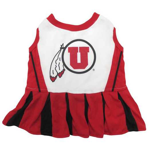 UT-4007: UTAH Pet Cheerleader Outfit