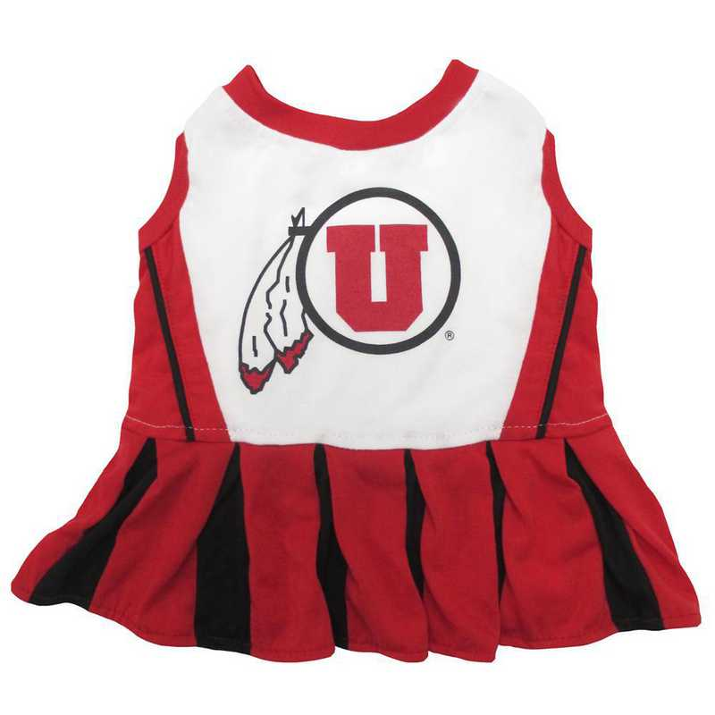 UT-4007: UTAH Pet Cheerleader Outfit