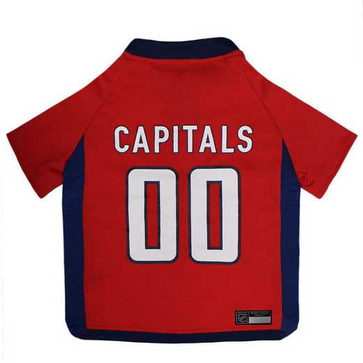 WASHINGTON CAPITALS Mesh Pet Jersey