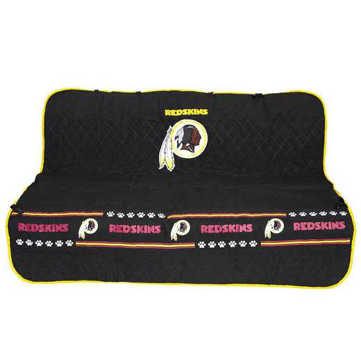 WAS-3177: WASHINGTON REDSKINS CAR SEAT COVER