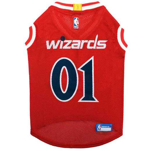 WASHINGTON WIZARDS Mesh Basketball Pet Jersey