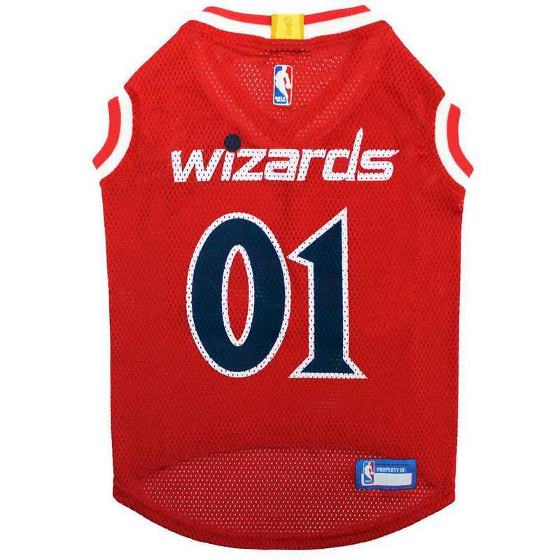 WASHINGTON WIZARDS Mesh Basketball Pet Jersey