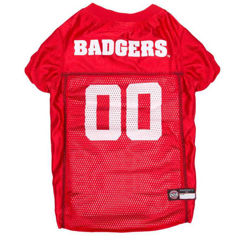 WI-4006-XL: WISCONSIN Mesh Pet Jersey