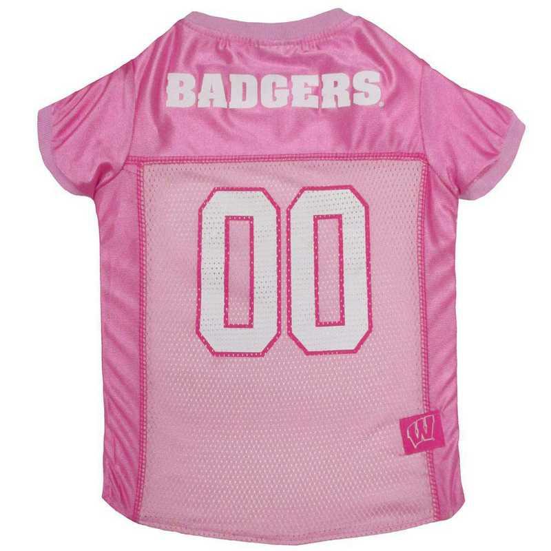 WISCONSIN Pink Pet Jersey