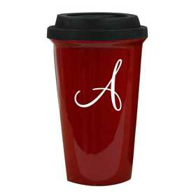 L990613RD: Latte Mug Red 1 intial