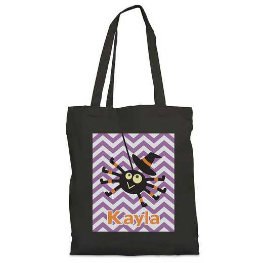 8396672BK: GIRL SPIDER BAG