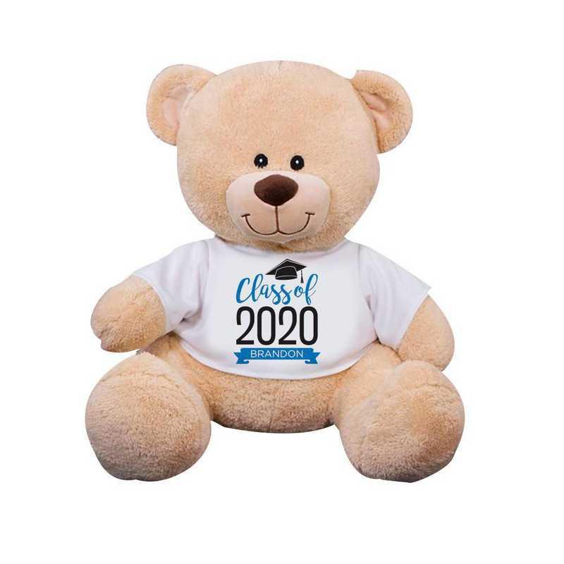 8314006B13BL: PGS Bear Grad Banner 13