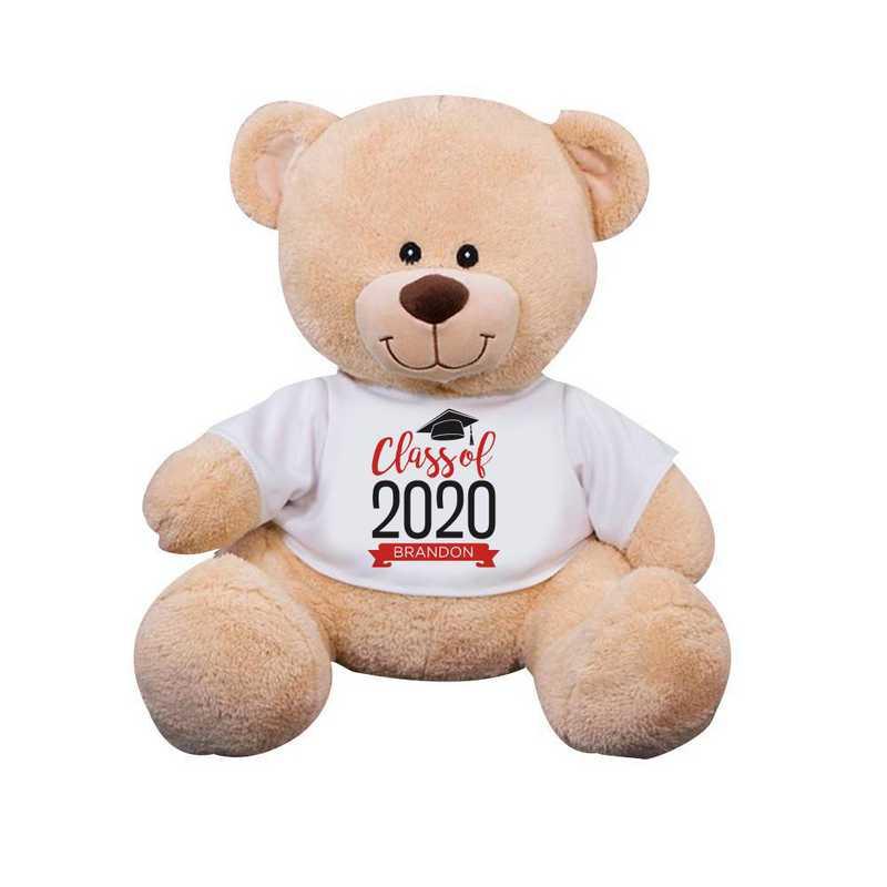 8314006B13RD: PGS Bear Grad Banner 13