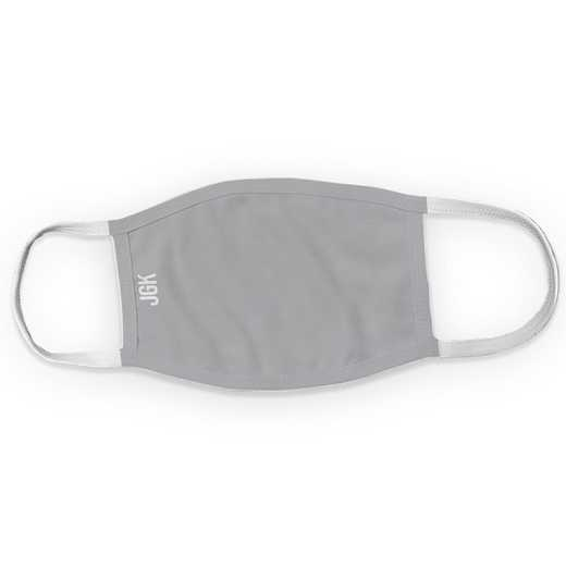 U16612134: Any 3 Initials Adult Face Mask