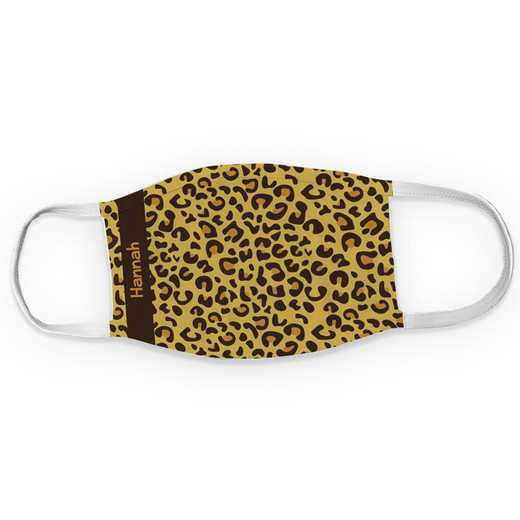 U16730134: Leopard Adult Mask