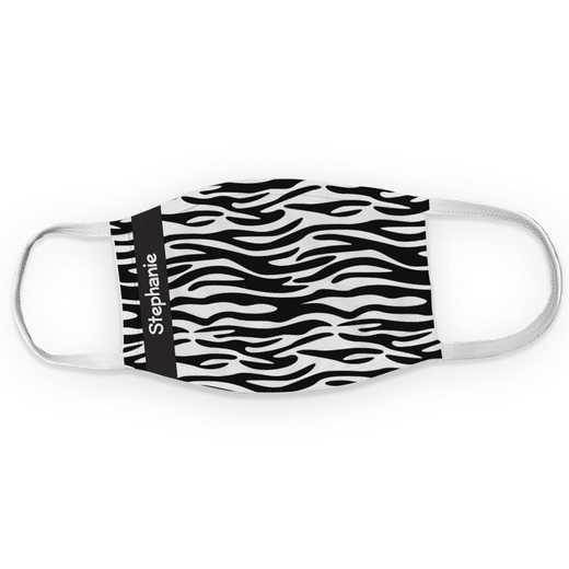 U16731134: Zebra Adult Mask