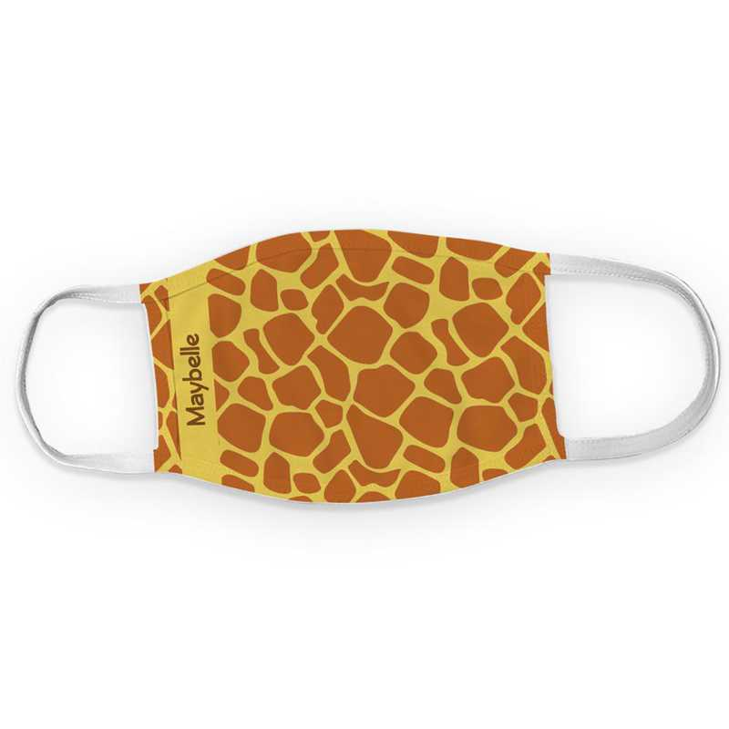 U16732134: Giraffe Adult Mask