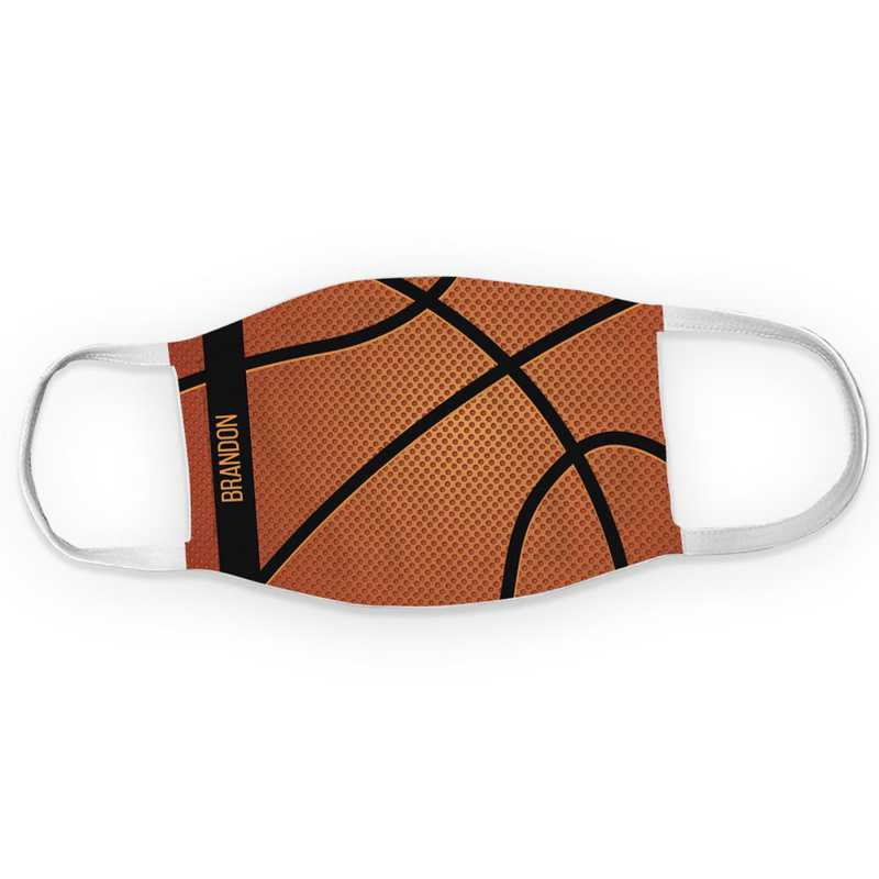 U16736134: Basketball Adult Mask