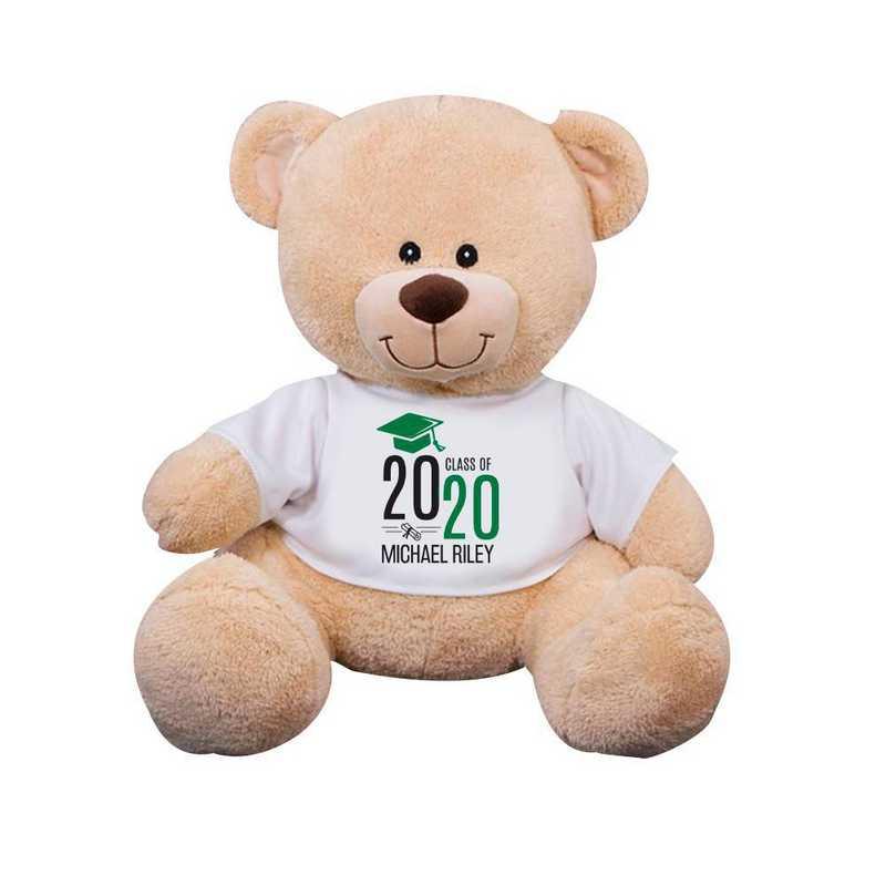 8314007B13GN: PGS Bear Grad Cap 13