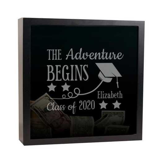 L12620146: PGS Adventure Begins Shadow Box