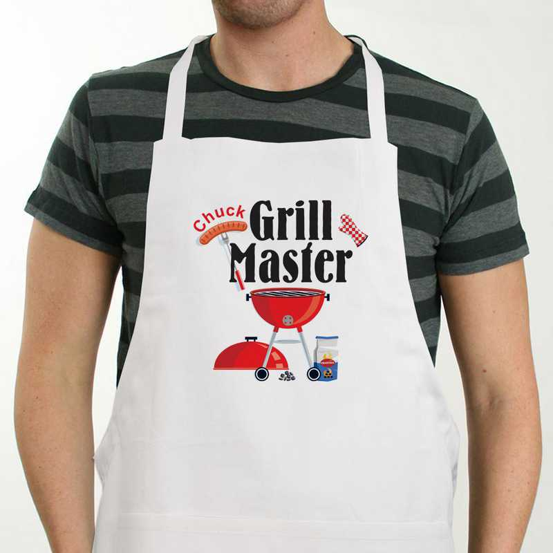 835367NT: GRILL MASTER APRON