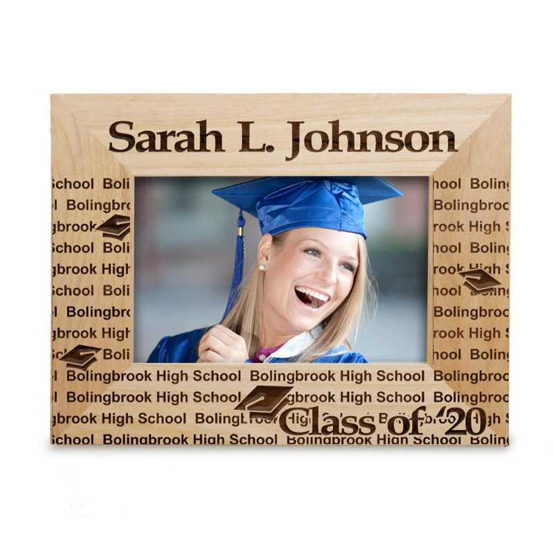 922254: PGS My Graduation Wooden Frame 8x10
