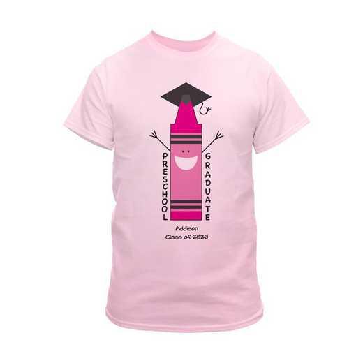Pink Graduation T-Shirt Pink