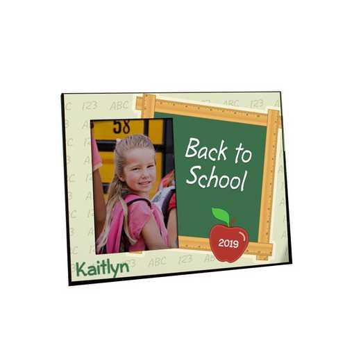 444886: Back to School 8x10 Unisub Photo Frame