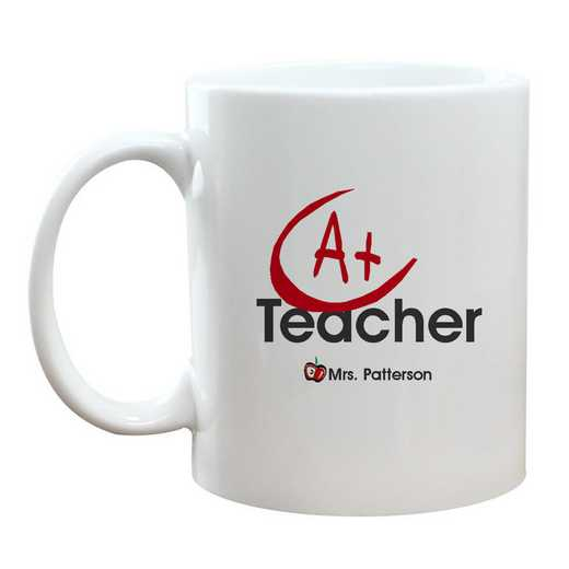 211180: A+ Teacher Coffee Mug
