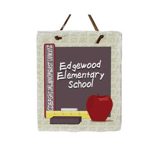 63127496: PGS Teacher's Class Personalized Slate Plaque
