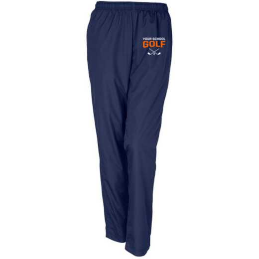 Golf Embroidered Sport-Tek Womens Tricot Track Pant