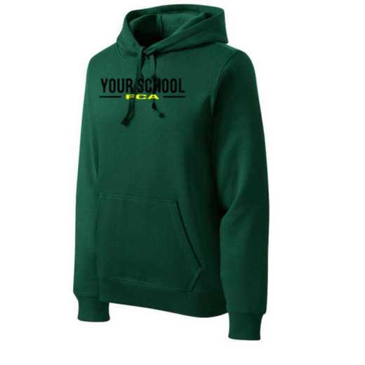 FCA Heavyweight Sport-Tek Adult Hooded Sweatshirt